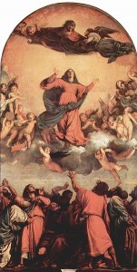 15th of August is the catholic feast day of the assumption